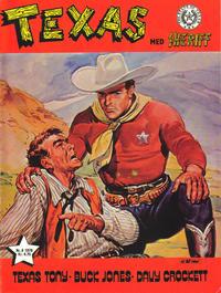 Cover Thumbnail for Texas med Sheriff (Serieforlaget / Se-Bladene / Stabenfeldt, 1976 series) #8/1979