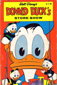 Cover Thumbnail for Donald Ducks Show (Hjemmet / Egmont, 1957 series) #[13] - Store show 1968