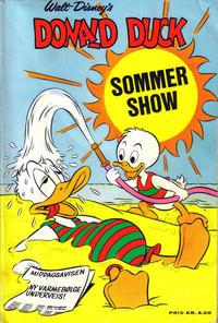 Cover Thumbnail for Donald Ducks Show (Hjemmet / Egmont, 1957 series) #[14] - Sommershow 1969