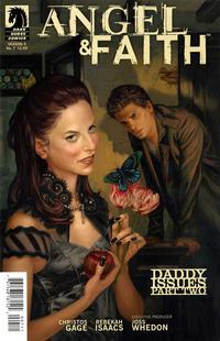 Cover Thumbnail for Angel & Faith (Dark Horse, 2011 series) #7 [Steve Morris Cover]
