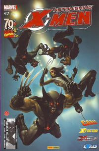 Cover Thumbnail for Astonishing X-Men (Panini France, 2005 series) #47 [Collector edition]
