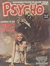 Cover Thumbnail for Psycho (Yaffa / Page, 1976 series) #10