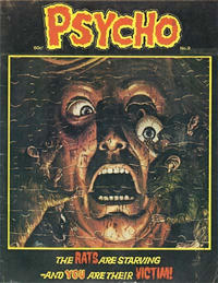 Cover Thumbnail for Psycho (Yaffa / Page, 1976 series) #9