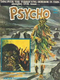 Cover Thumbnail for Psycho (Yaffa / Page, 1976 series) #3