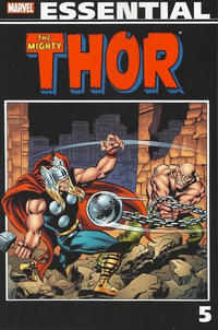 Cover Thumbnail for Essential Thor (Marvel, 2001 series) #5