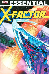 Cover Thumbnail for Essential X-Factor (Marvel, 2005 series) #4