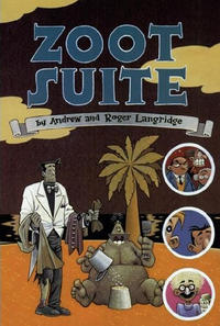 Cover Thumbnail for Zoot Suite (Fantagraphics, 1998 series)