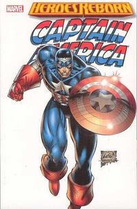 Cover Thumbnail for Heroes Reborn: Captain America (Marvel, 2006 series) #[nn]