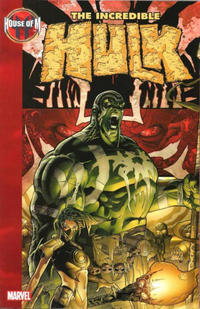 Cover Thumbnail for House of M: The Incredible Hulk (Marvel, 2006 series)