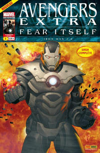 Cover Thumbnail for Avengers Extra (Panini France, 2012 series) #1
