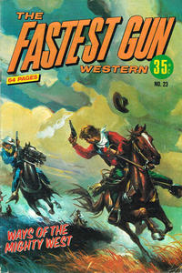 Cover Thumbnail for The Fastest Gun Western (K. G. Murray, 1972 series) #23
