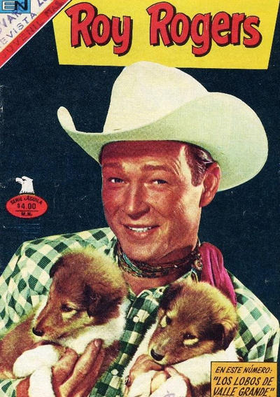 Cover for Roy Rogers (Editorial Novaro, 1952 series) #429