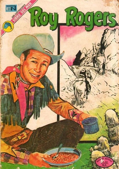 Cover for Roy Rogers (Editorial Novaro, 1952 series) #293