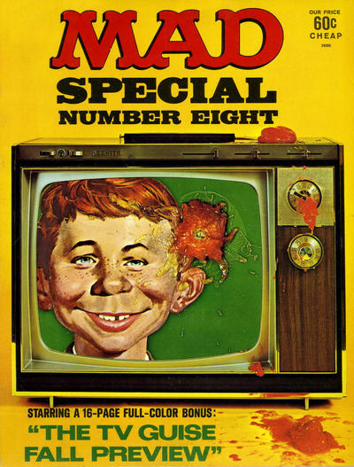 Cover for MAD Special [MAD Super Special] (EC, 1970 series) #8