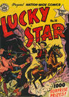 Cover for Lucky Star [SanTone] (Nation-Wide Publishing, 1950 series) #10