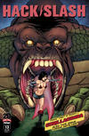 Cover Thumbnail for Hack/Slash (2011 series) #13 [Cover A]
