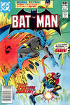 Cover for Batman (DC, 1940 series) #338 [Newsstand]