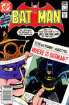Cover Thumbnail for Batman (1940 series) #336 [Newsstand]