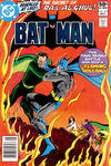 Cover for Batman (DC, 1940 series) #335 [Newsstand]