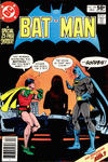 Cover Thumbnail for Batman (1940 series) #330 [Newsstand Edition]