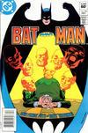 Cover for Batman (DC, 1940 series) #354 [Newsstand]
