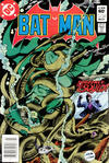Cover Thumbnail for Batman (1940 series) #357 [Newsstand]
