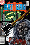 Cover Thumbnail for Batman (1940 series) #399 [Newsstand Variant]