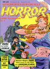 Cover for Horror Comic-Taschenbuch (Condor, 1990 series) #1