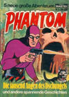 Cover for Phantom (Bastei Verlag, 1976 series) #5