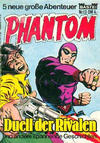Cover for Phantom (Bastei Verlag, 1976 series) #13