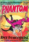 Cover for Phantom (Bastei Verlag, 1976 series) #12
