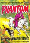 Cover for Phantom (Bastei Verlag, 1976 series) #11