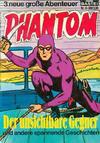 Cover for Phantom (Bastei Verlag, 1976 series) #4