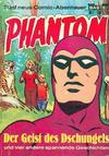 Cover for Phantom (Bastei Verlag, 1976 series) #1