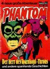 Cover for Phantom (Bastei Verlag, 1976 series) #6
