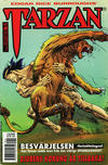 Cover for Tarzan (Semic, 1992 series) #1/1993