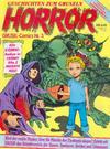 Cover for Horror (Condor, 1989 series) #3