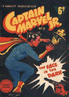 Cover for Captain Marvel Jr. (Cleland, 1947 series) #3
