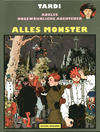 Cover for Adeles ungewöhnliche Abenteuer (Edition Moderne, 1989 series) #8 - Alles Monster