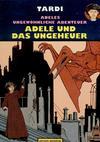 Cover for Adeles ungewöhnliche Abenteuer (Edition Moderne, 1989 series) #1 - Adele und das Ungeheuer