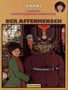 Cover for Adeles ungewöhnliche Abenteuer (Edition Moderne, 1989 series) #3 - Der Affenmensch