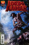 Cover for Lord of the Jungle (Dynamite Entertainment, 2012 series) #2 [Cover A]