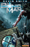 Cover for Bionic Man (Dynamite Entertainment, 2011 series) #7 [Cover B (1-in-10) Jonathan Lau]