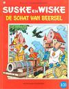 Cover Thumbnail for Suske en Wiske (1967 series) #111 - De schat van Beersel [KB reclame-editie]