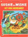 Cover for Suske en Wiske (Standaard Uitgeverij, 1967 series) #75 - Het mini mierennest