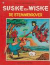 Cover for Suske en Wiske (Standaard Uitgeverij, 1967 series) #84 - De stemmenrover