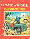 Cover for Suske en Wiske (Standaard Uitgeverij, 1967 series) #93 - De snorrende snor