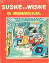 Cover for Suske en Wiske (Standaard Uitgeverij, 1967 series) #102 - De dromendiefstal