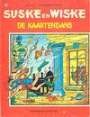 Cover for Suske en Wiske (Standaard Uitgeverij, 1967 series) #101 - De kaartendans