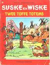 Cover for Suske en Wiske (Standaard Uitgeverij, 1967 series) #108 - Twee toffe totems
